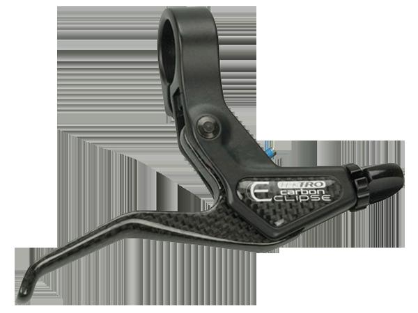 Tektro MT 5.0 Carbon Linear Pull Brake Lever Set for V-Brake Disc Brake