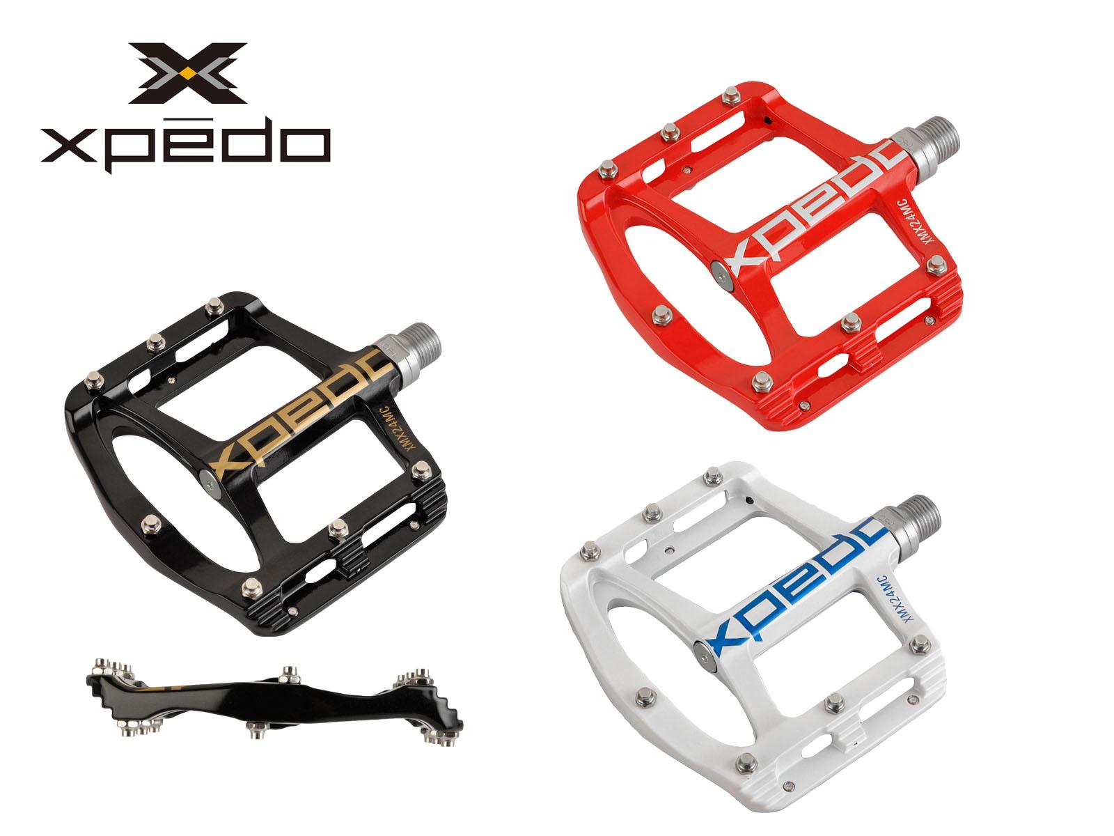 Xpedo Spry Ultra-Slim Magnesium Pedals