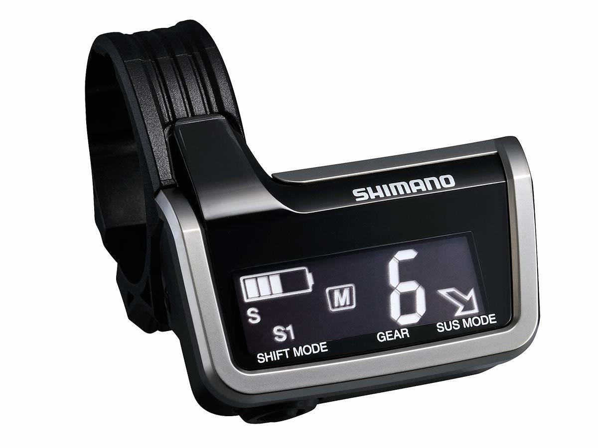 Shimano Di2 Display Shifting Unit
